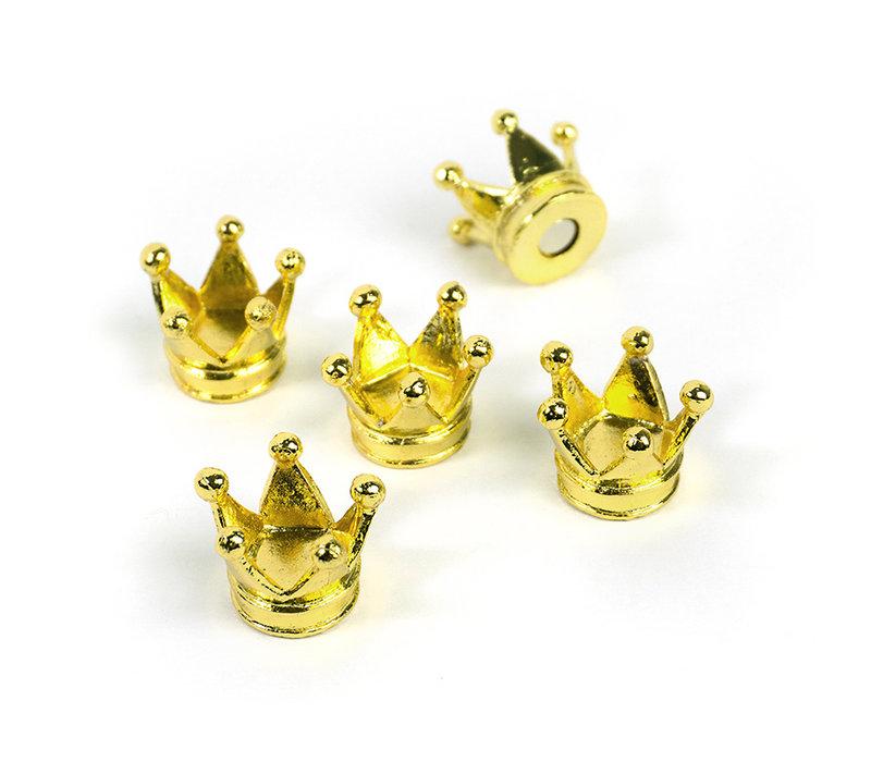 Trendform Set van 5 Gouden Kroon Magneten