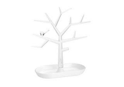 Koziol Koziol Jewelry tree L White
