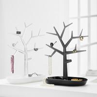 Koziol Jewelry tree L White