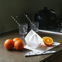Koziol Appelsienpers Ahoi XL Zwart