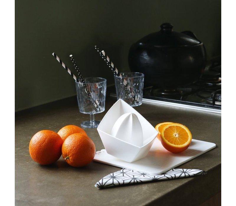 Koziol Orange squeezer Black