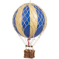 Authentic Models Luchtballon Floating The Skies Blue 8,5 cm