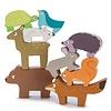 Le Toy Van Le Toy Van Stapeltoren Bosdieren