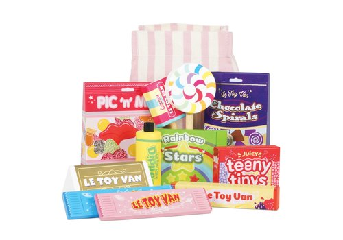 Le Toy Van Le Toy Van Sweet & Candy Set