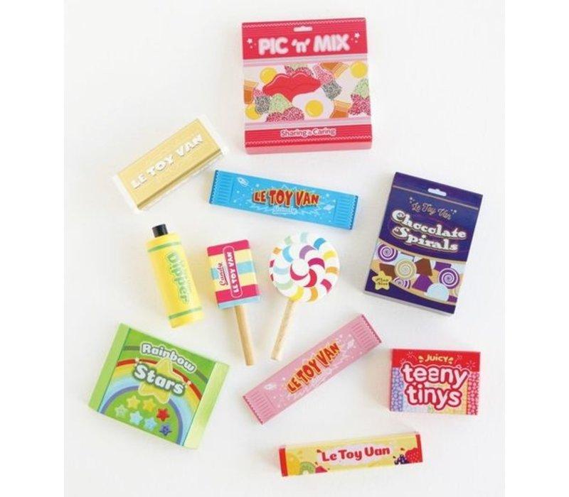 Le Toy Van Sweet & Candy Set