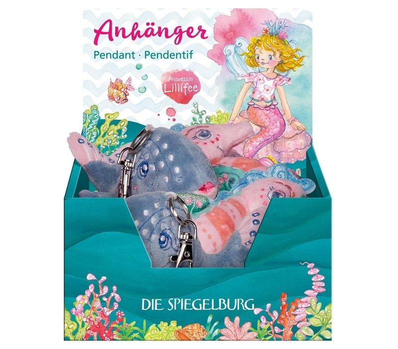 Prinses Lillifee Sleutelhanger Zeepaardje