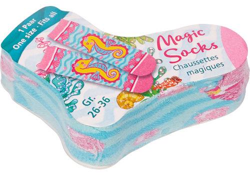 Die Spiegelburg Die Spiegelburg Magic Socks Seahorse
