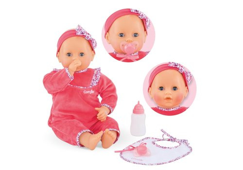 Corolle Corolle Baby Doll Lila Cherie 5 functions 42 cm
