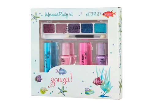Souza! Souza! Make-up Set Mermaid
