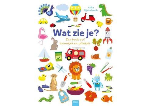 Clavis Clavis Leesboek 'Wat Zie Je?'