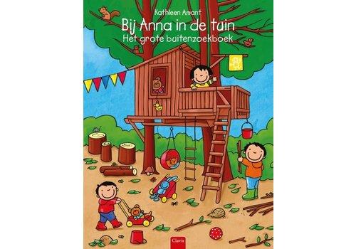 Clavis Clavis leesboek 'Bij Anna In De Tuin'