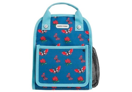 Jack Piers Jack Piers Backpack Amsterdam Small Rose Garden