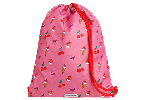 Jack Piers Jack Piers Gym Bag Cherry Pop