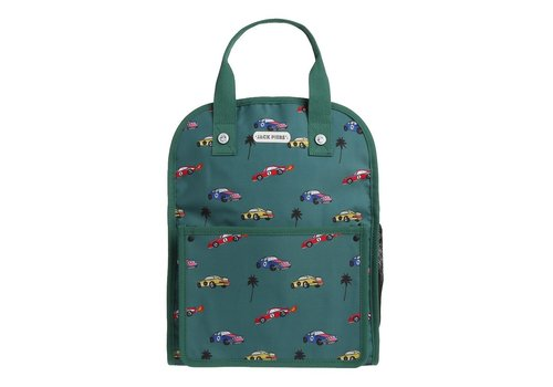 Jack Piers Jack Piers Backpack Amsterdam Large Palm Avenue