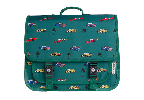 Jack Piers Jack Piers Schoolbag Paris Large Palm Avenue