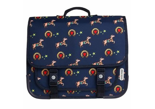 Jack Piers Jack Piers Schoolbag Paris Large Lucky Luck