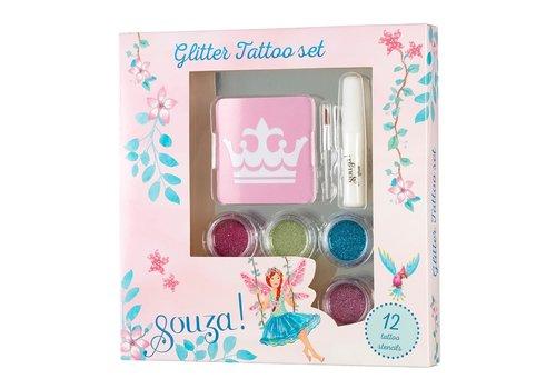 Souza! Souza! GlitterTattoo Set