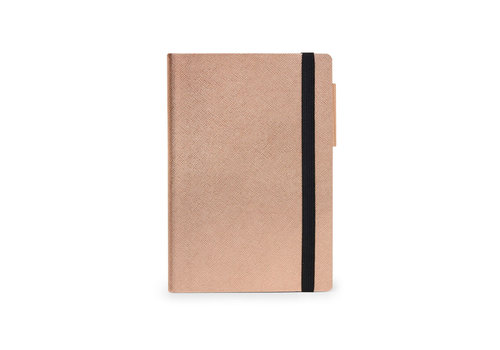 Legami Legami Week Agenda Medium Metallic Rose Gold 2021