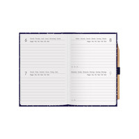 Legami 2day Mini Diary Stars 2021