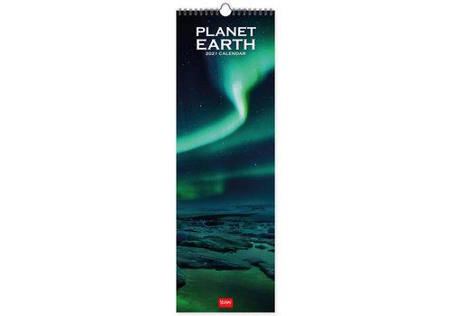 Legami Legami Calendar 2021 Planet Earth