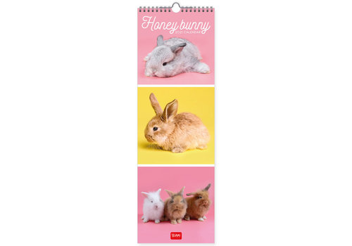 Legami Legami Kalender 2021 Honey Bunny