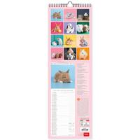 Legami Calendar 2021 - Honey Bunny