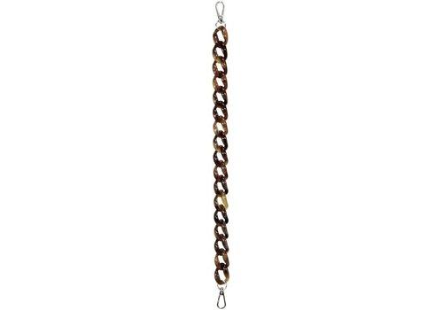 HVISK HVISK Chain Handle - Brown