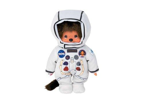 Monchhiichi Monchhichi Jongen Astronaut met Helm 20 cm