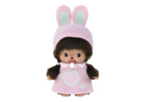 Monchhiichi Monchhichi Bebichhichi Girl Dreaming Bunny 16cm