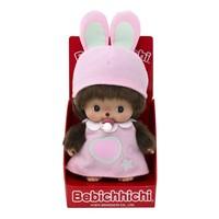 Monchhichi Bebichhichi Girl Dreaming Bunny 16cm