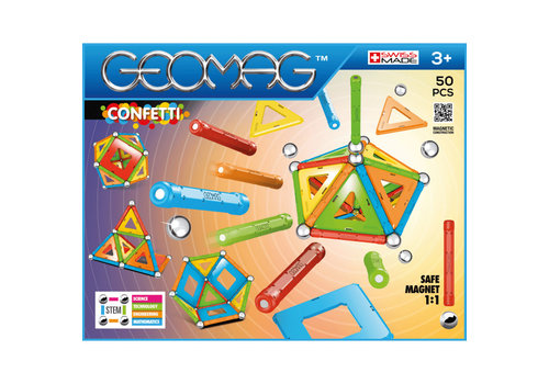 Geomag Geomag Confetti 50 stuks