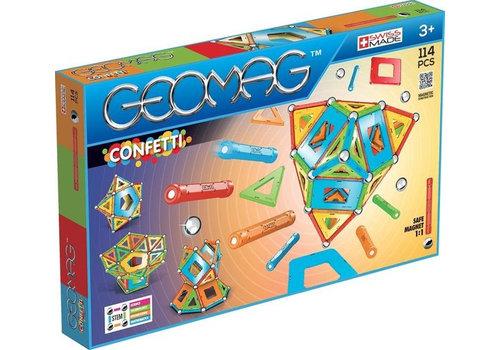 Geomag Geomag Confetti 114 stuks