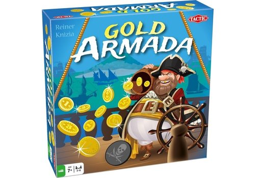 Tactic Tactic Gold Armada Game of Strategy