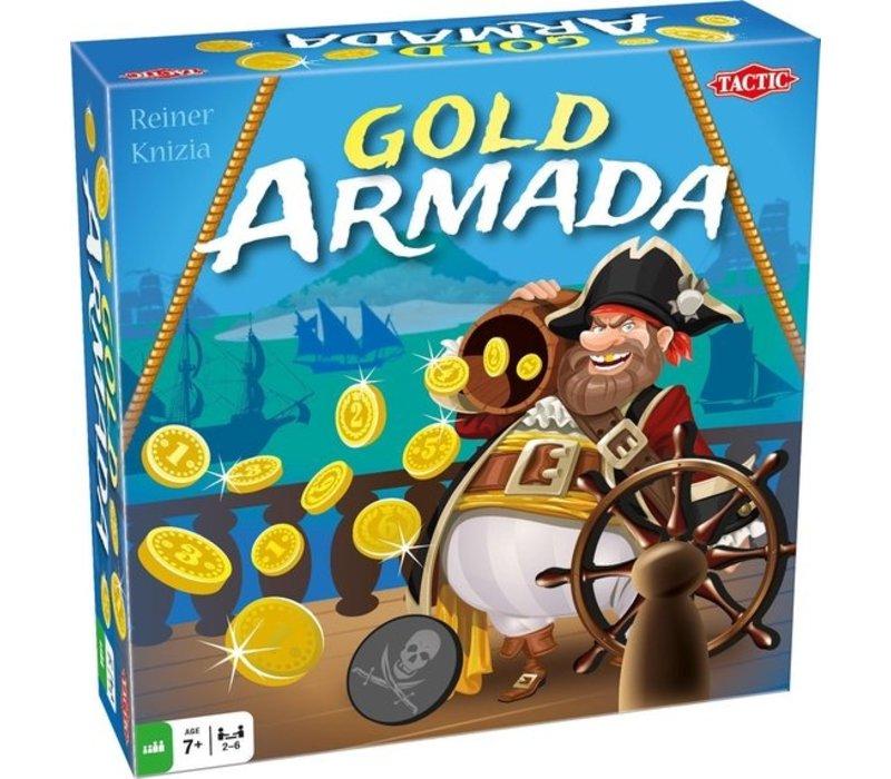Tactic Gold Armada - Bordspel