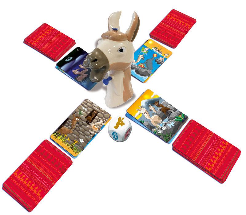 Tactic Leipe Lama's Card Game
