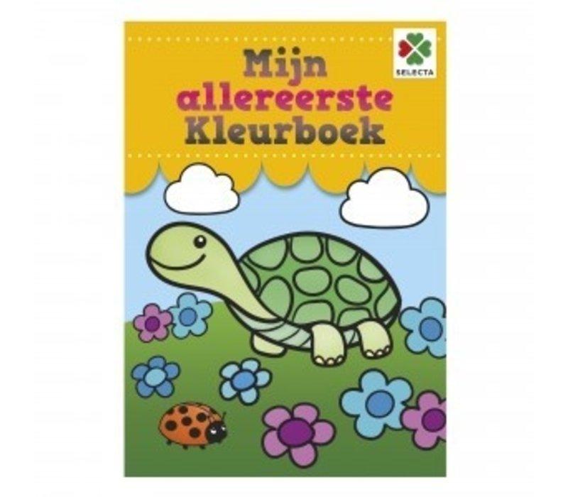 Selecta Mijn Allereerste Kleurboek