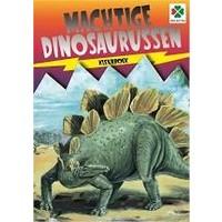 Selecta Kleurboek Machtige Dinosaurussen