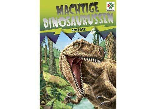 Selecta Selecta Activity Book Powerful Dinosaurs