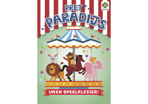 Selecta Selecta Doeboek Pret Paradijs