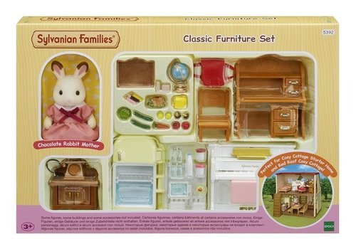 Sylvanian Families Sylvanian Families Classic Furniture Set