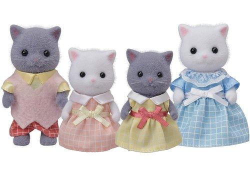 Sylvanian Families Sylvanian Families Persian Cat Family