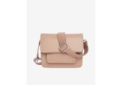 HVISK Hvisk Cayman Pocket Soft Cross Body Bag Beige