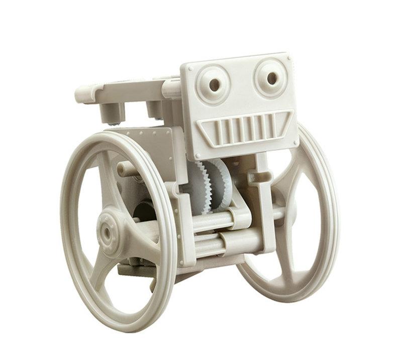 4M Green Science Mini Zonnecel Robot 3 in 1