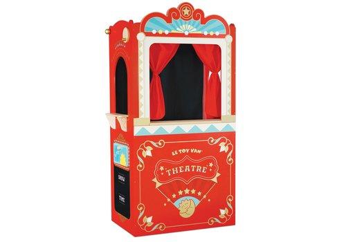 Le Toy Van Le Toy Van Showtime Puppet Theatre