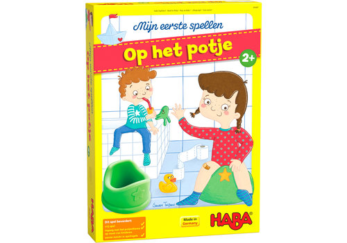 Haba Haba My Very First Games I Need To Potty!
