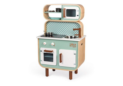 Janod Janod Grote Keuken Cooker Reverso