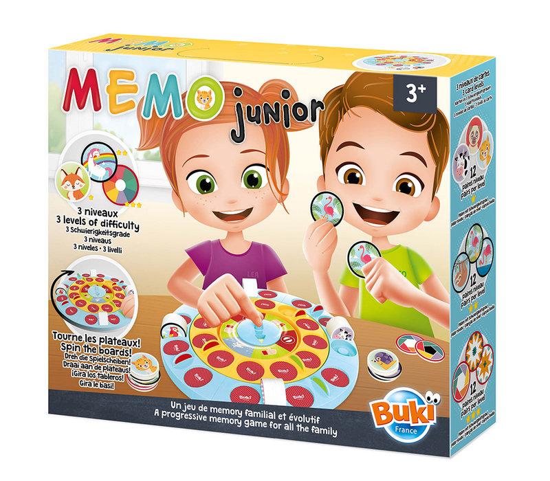 Buki Memo Junior