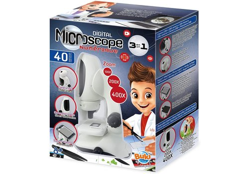 BUKI Buki Digital Microscope 3 in 1