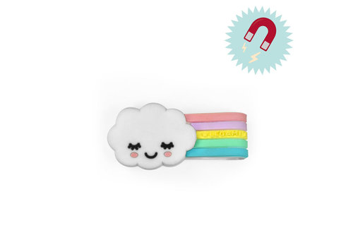 Legami Legami Magnetic Clip Rainbow
