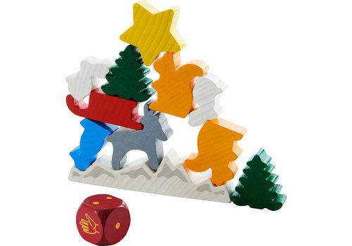 Haba Haba Animal Upon Animal A Christmas Stacking Game